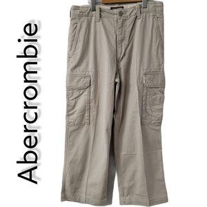 Abercrombie & Fitch Cargo Pants Men's Size 32R